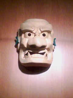 神楽館所蔵仮面